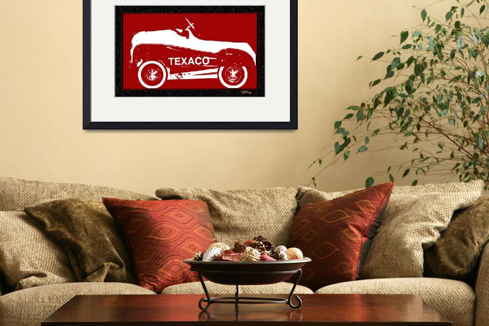 """Texaco Pedal Car&quot  (2010) by byStangz"