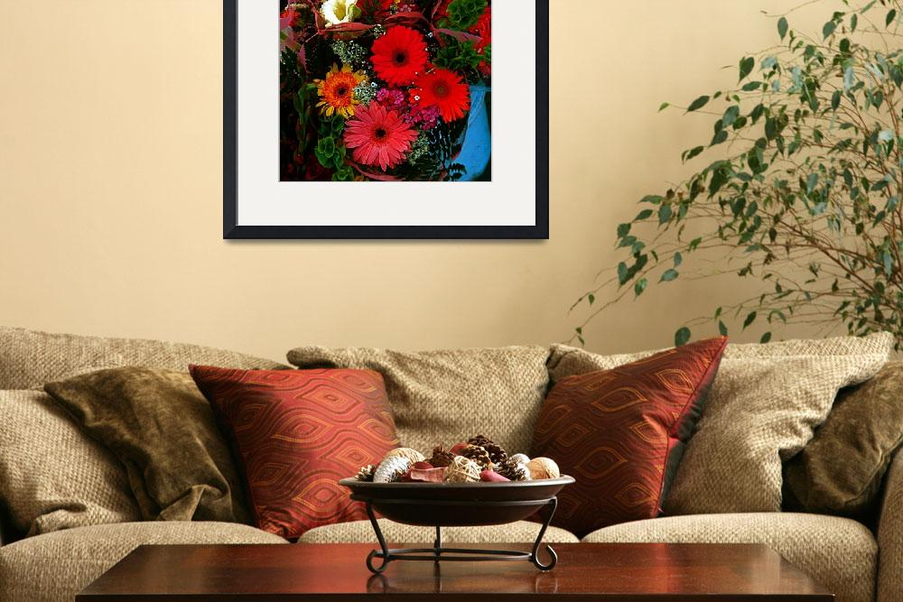"""""""f017 - Floral Bouquets""""  (2009) by maxpesce"""