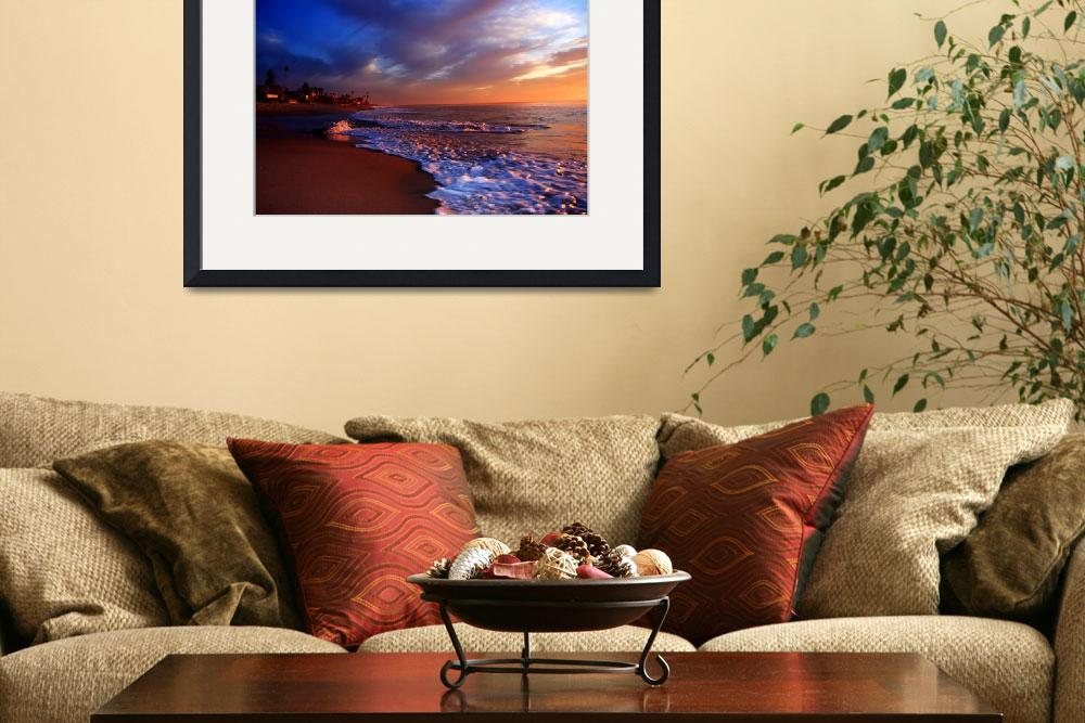 """""""La Jolla Scaped&quot  (2009) by colbertimages"""