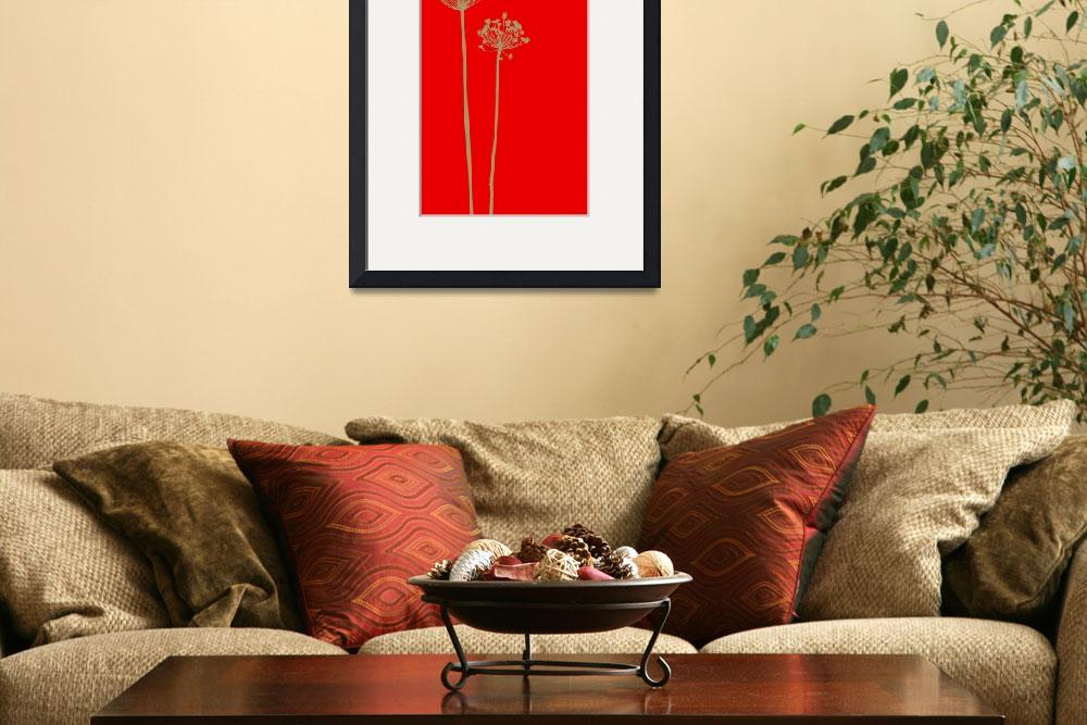 """""""Red2""""  (2011) by nomi"""