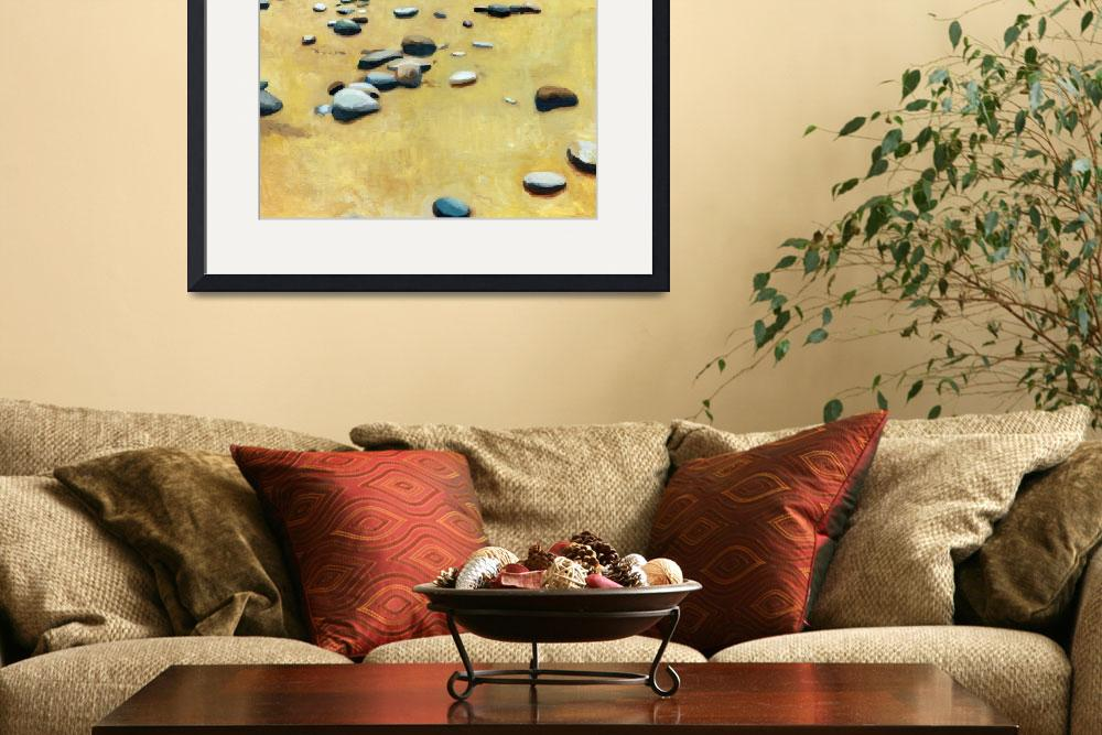 """""""Pebbles on the Beach&quot  (2013) by Michelle1991"""