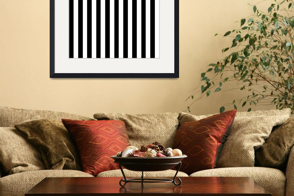 """Checks - Stripes 1 by Angel Honey, 2010&quot  (2010) by AngelsCreativeWorks"