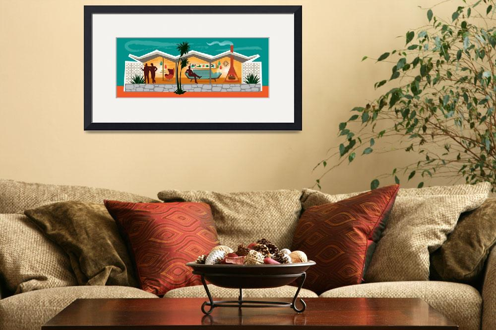 """""""Mid Century Modern House 