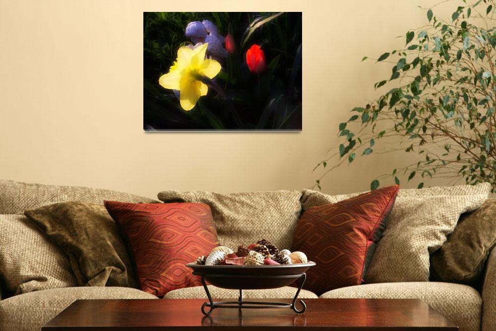 """""""AngelTulips""""  (2008) by Artlife"""