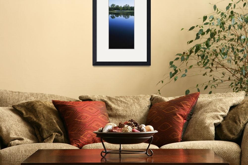 """""""Lake on a golf course&quot  by Panoramic_Images"""