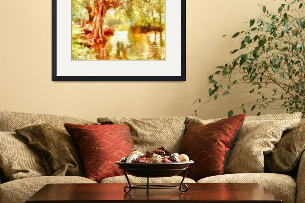 """""""On Golden Pond&quot  (2012) by leapdaybride"""