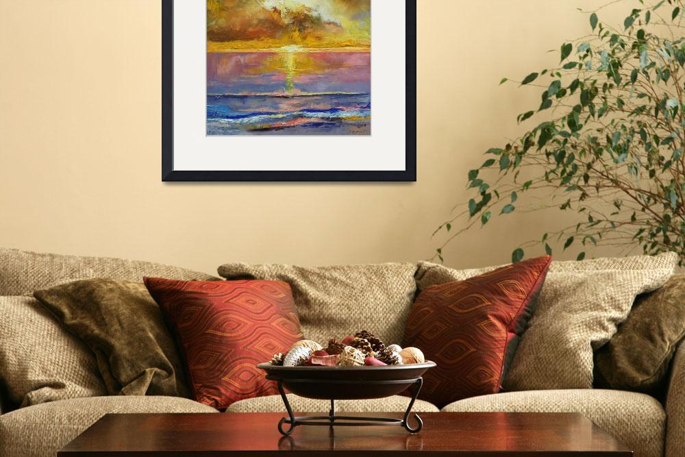 """""""Caribbean Sunset&quot  by creese"""