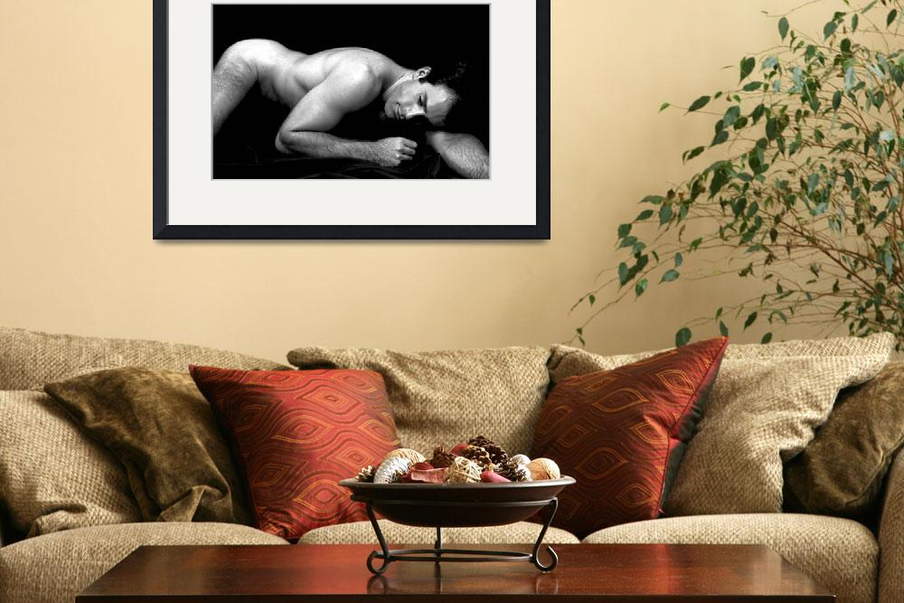 """Classic Nude Male 2&quot  (1983) by BenTorresPhotographer"