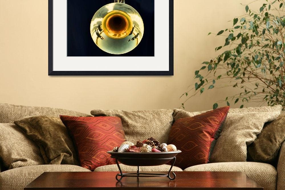 """""""French Horn""""  by DavidKay"""
