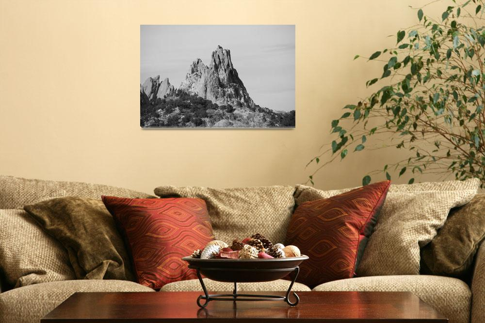 """""""Garden of the Gods&quot  by wth_tcat"""