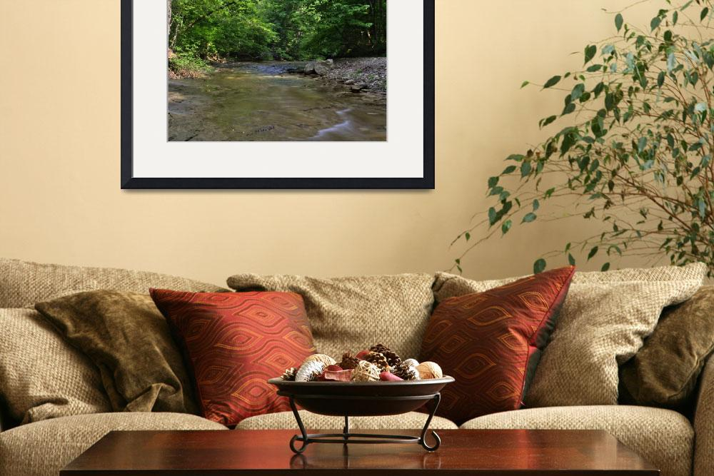 """""""Clifty Creek #1&quot  (2009) by jvandyke"""