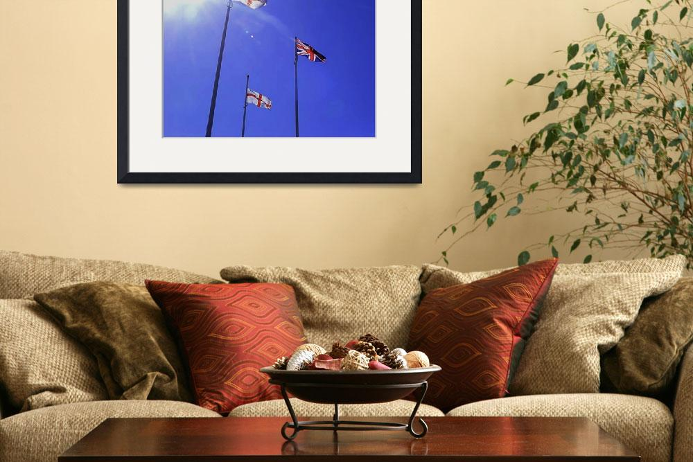 """""""Red, White and Blue&quot  (2008) by sharontrudgett"""