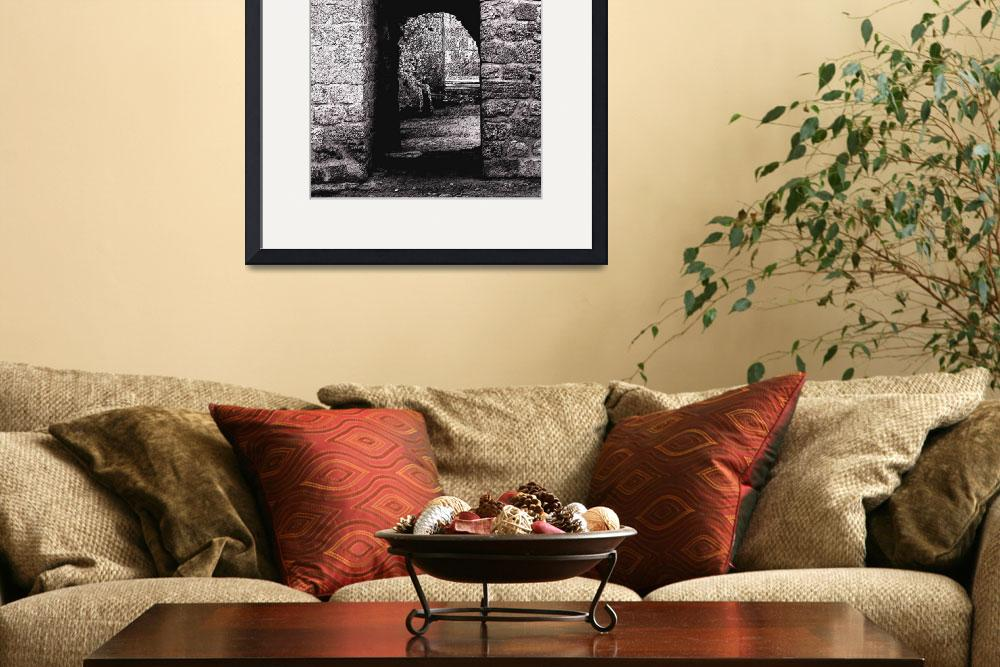 """""""Carthage Arches&quot  (2007) by rayjacque"""