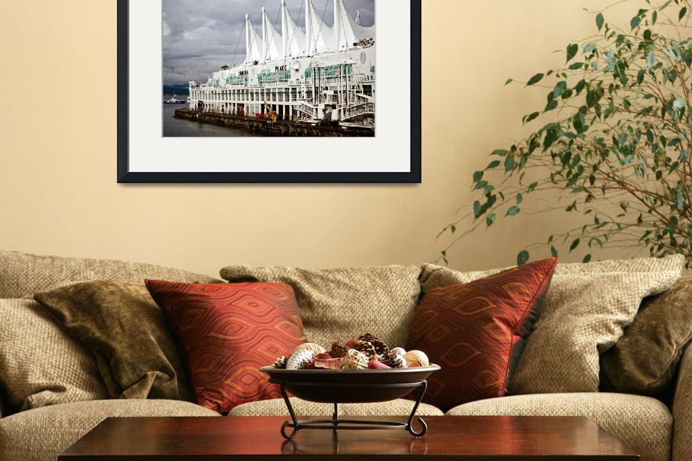 """""""Canada Place&quot  (2012) by raetucker"""
