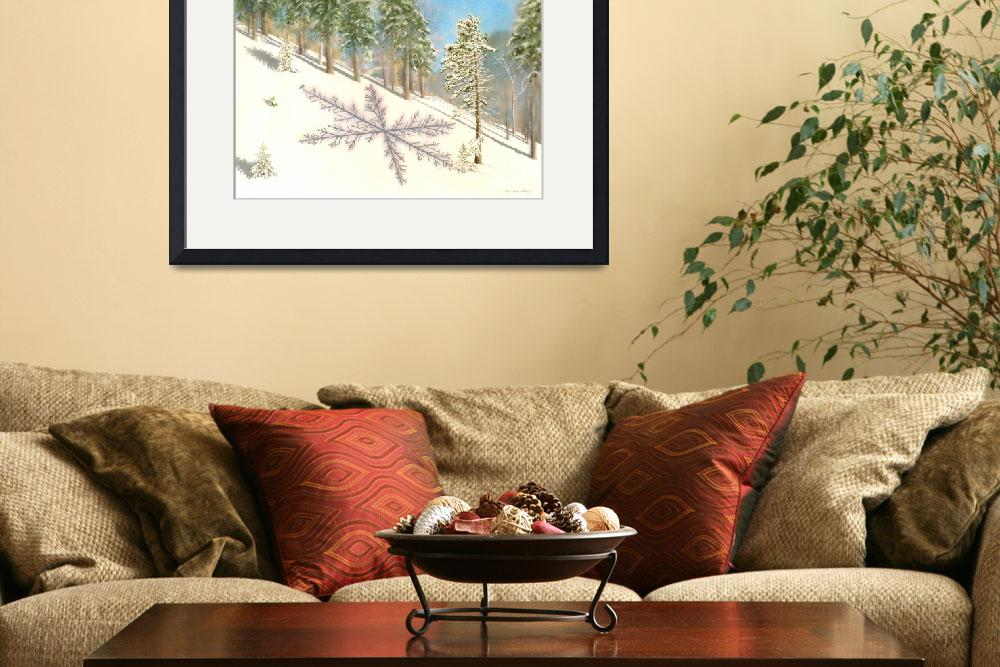 """""""Home for Red Spruce&quot  (2005) by studiodune"""