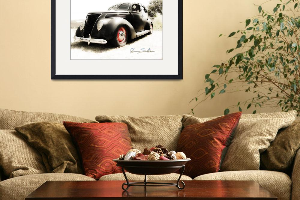 """""""Hot 39 Ford Five Window&quot  (2011) by chassinklier"""