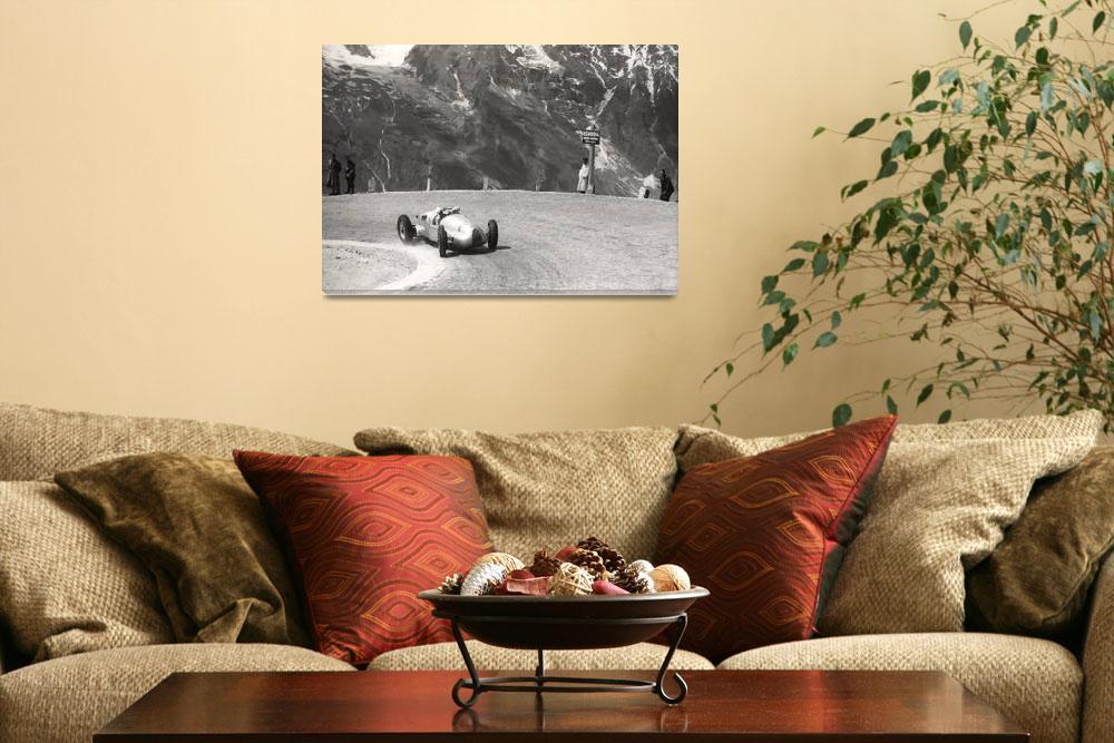 """Auto Union Type C""  by roadandtrackphotos"
