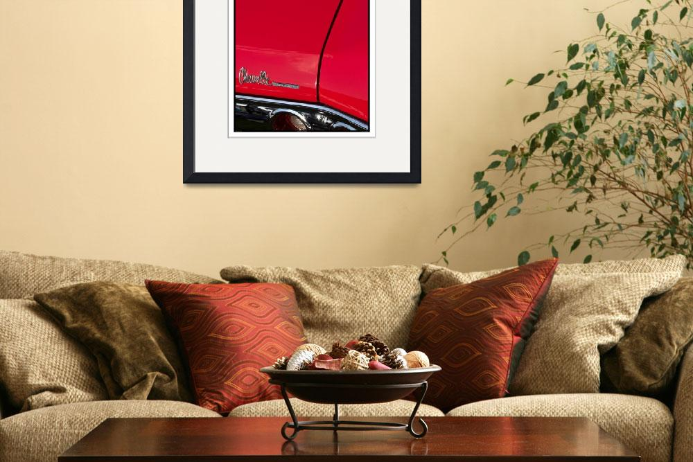 """""""Classic Car Red 09.20.08_487&quot  (2008) by paulhasara"""