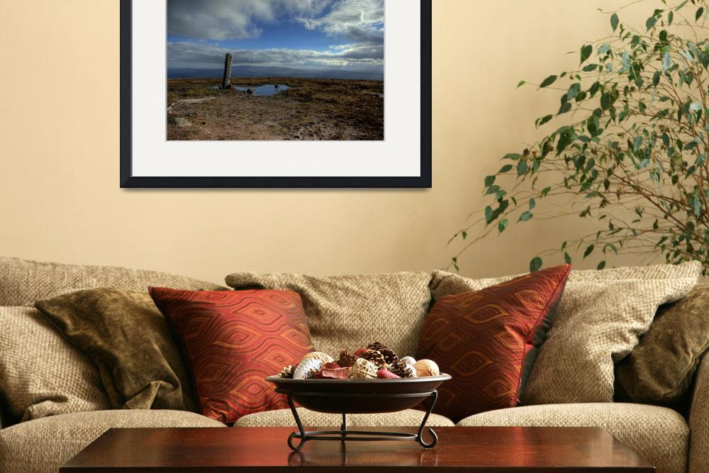 """""""Pillar and pools on top of Slievenamon (3)&quot  by convex"""