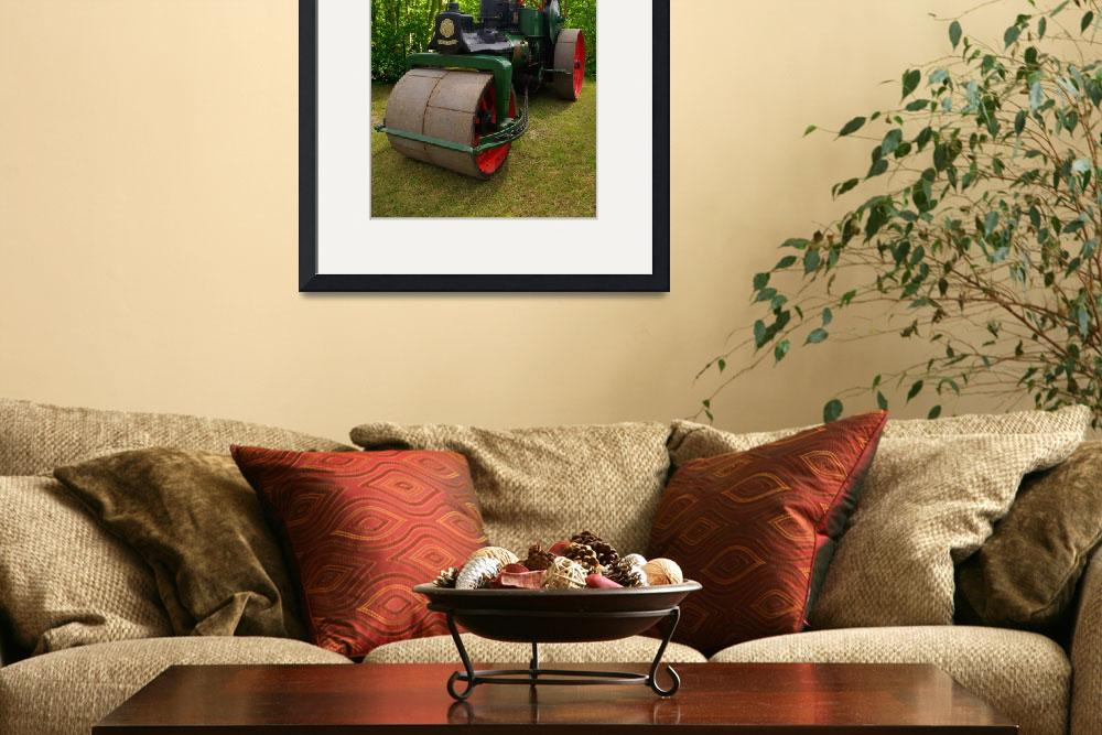 """""""Ruston Steam Roller&quot  (2010) by loversdream"""