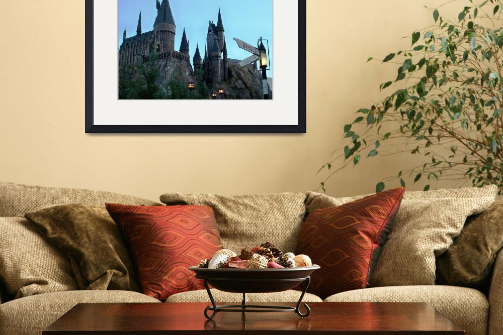 """Hogwarts Castle&quot  by kjfphotography"