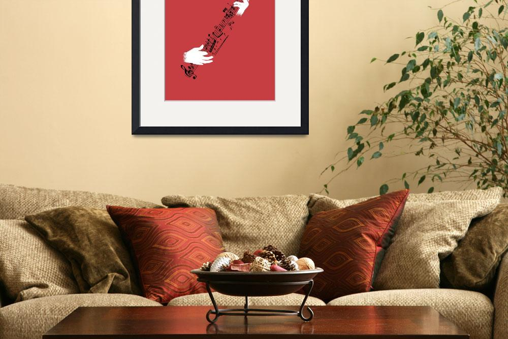 """""""String Instrument&quot  by artlicensing"""