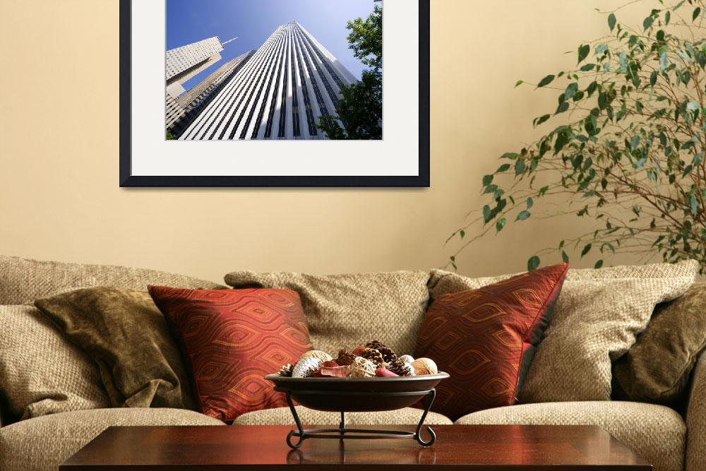 """Aon Center&quot  (2007) by mchorvat"