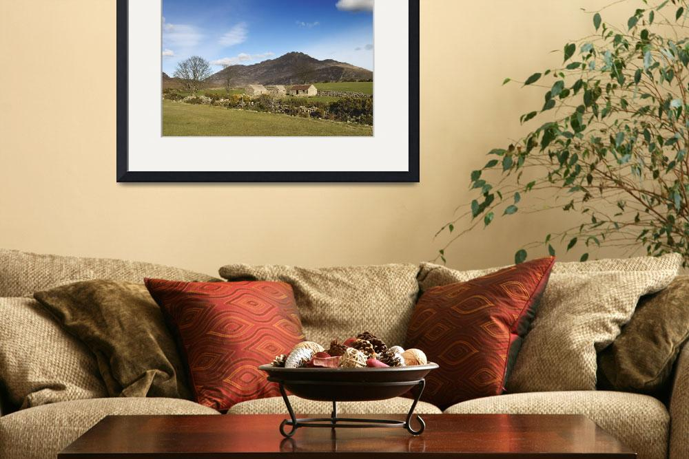 """""""Old Mourne Mountains Farm&quot  by rhmayne"""