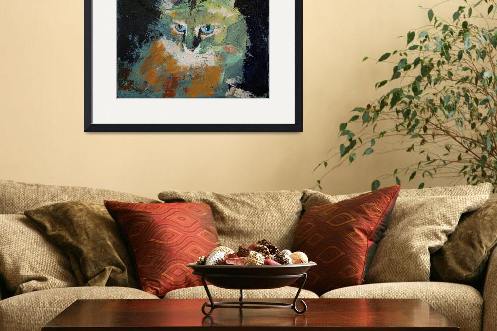 """""""Himalayan Cat&quot  by creese"""