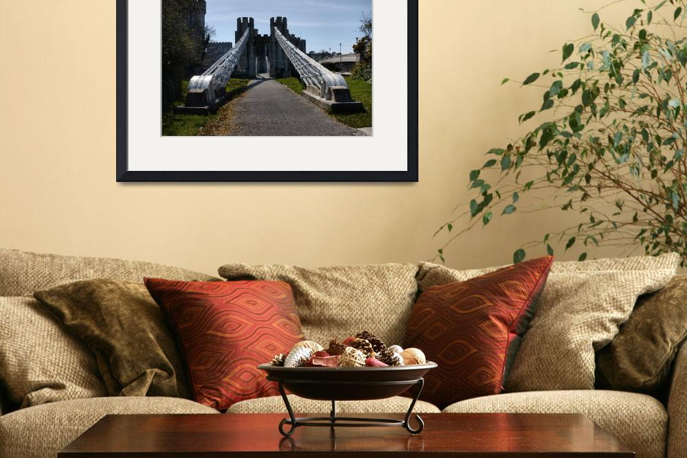 """""""Conwy Castle&quot  (2013) by spottydog06"""