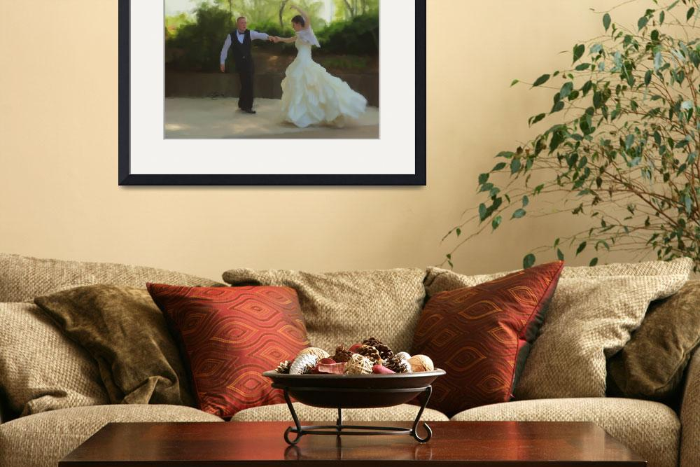 """Anderson Wedding&quot  (2008) by lorienyart"