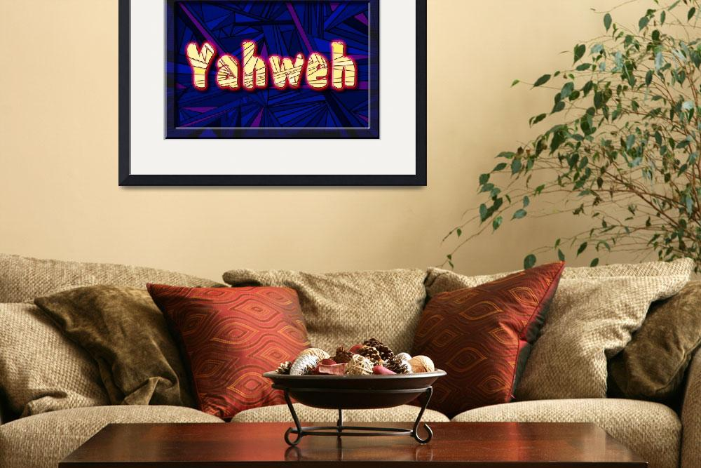 """Yahweh&quot  (2007) by DCLWolf"