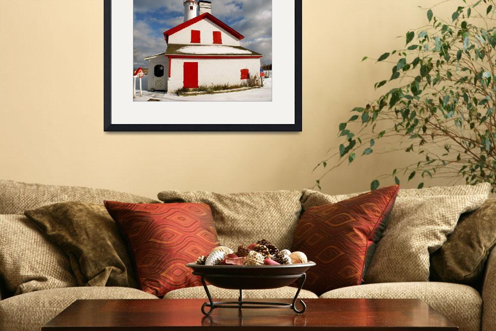 """""""Sturgeon Point Lighthouse&quot  by doncon402"""