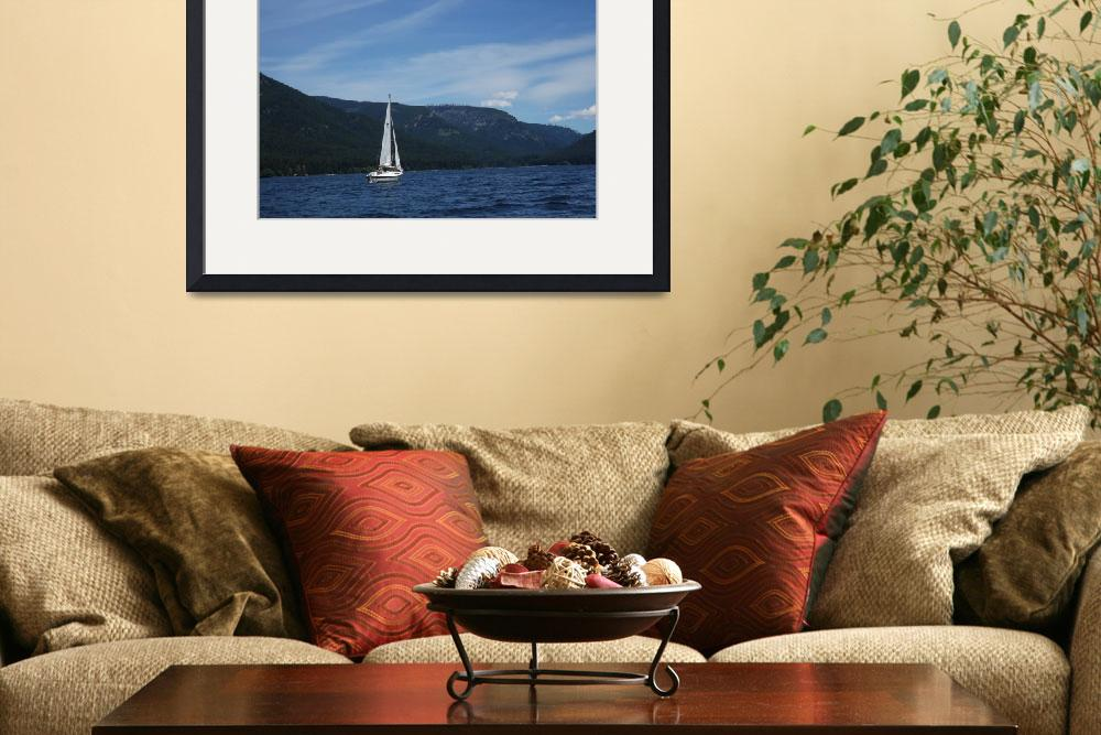 """""""Come Sail Away&quot  (2013) by KSDesigns"""