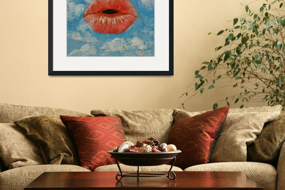 """""""Kiss&quot  by creese"""