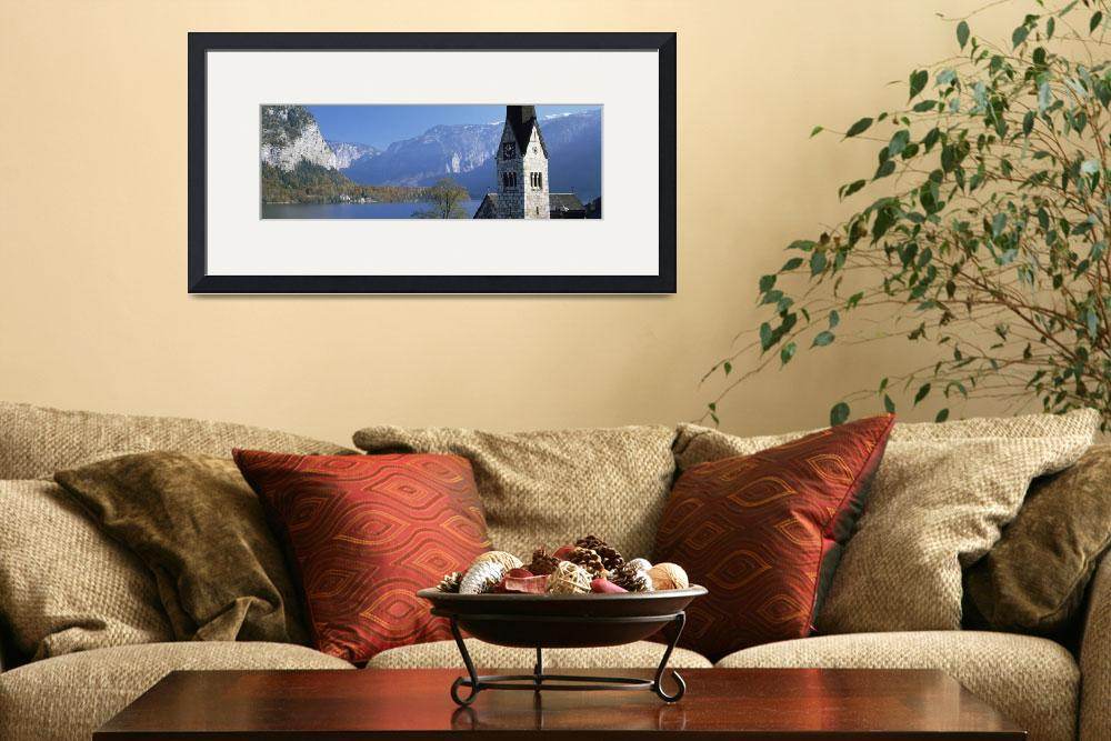 """""""Church at the lakeside&quot  by Panoramic_Images"""