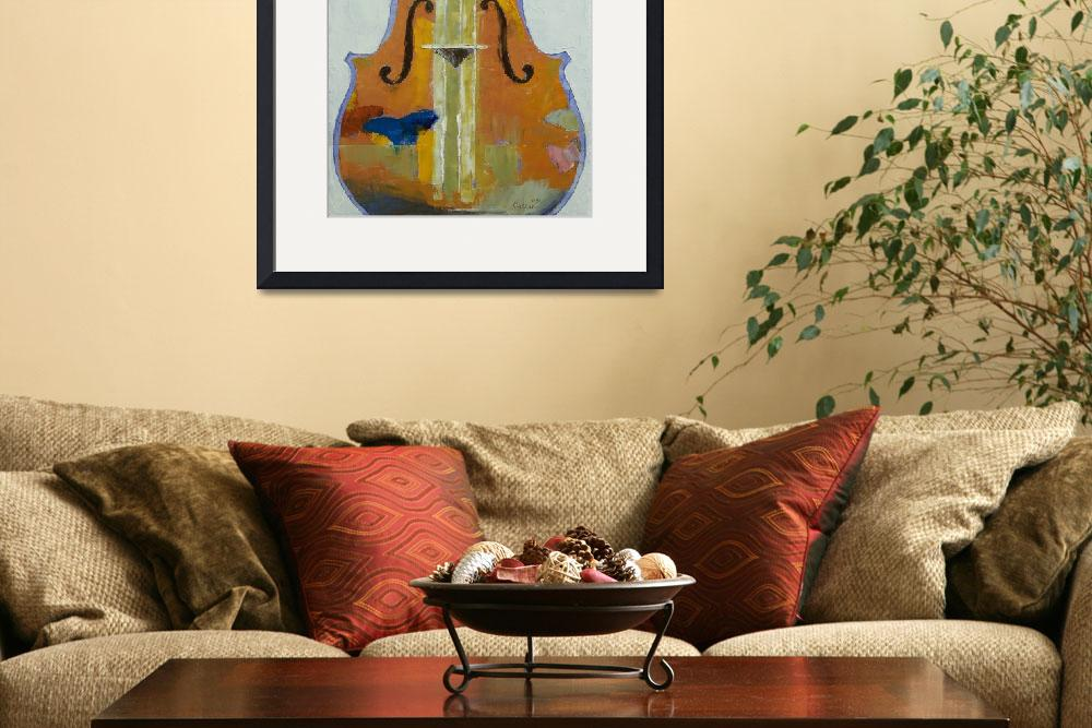 """""""Violin Butterflies&quot  by creese"""