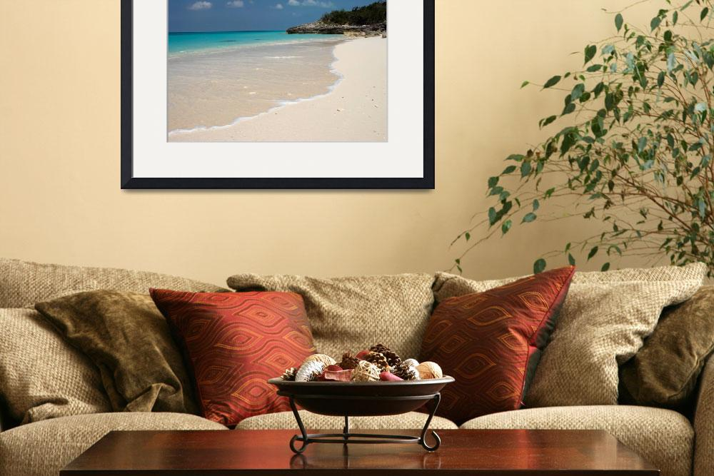 """Beach, Rose Island, Bahamas&quot  by shanepinder"
