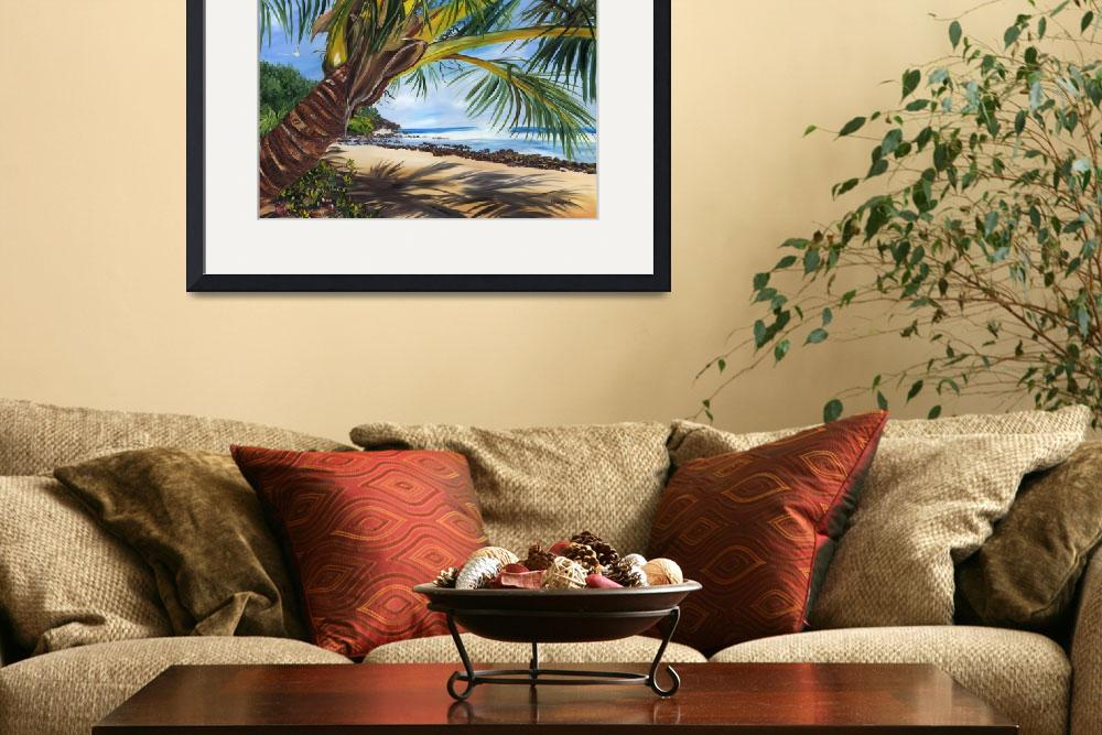 """""""North Shore Shade&quot  by JennyFloravita"""