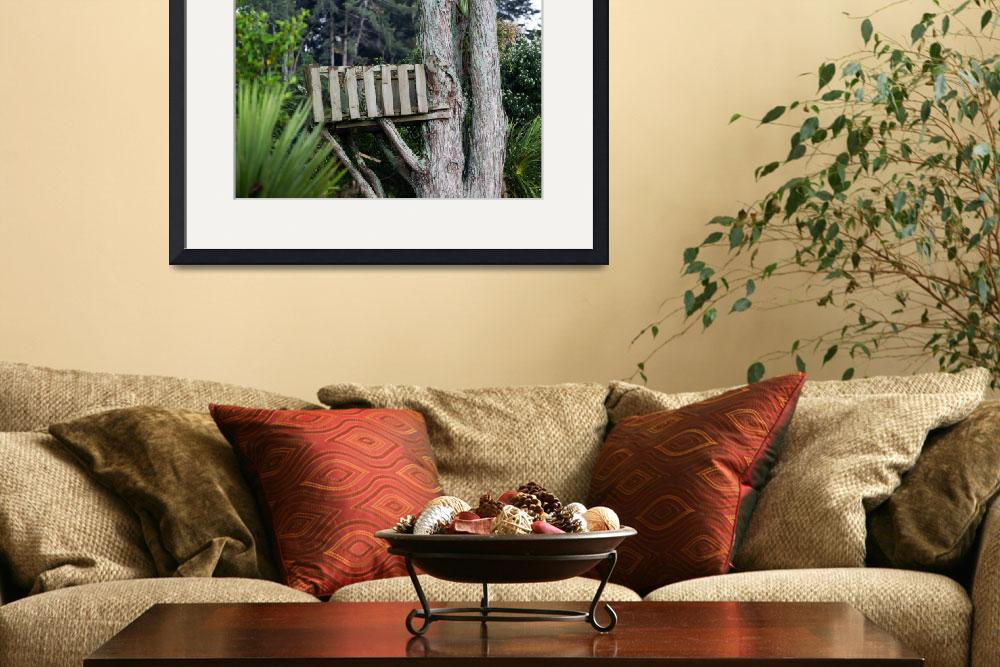 """""""Tree House_532&quot  (2014) by WindmillFarms"""