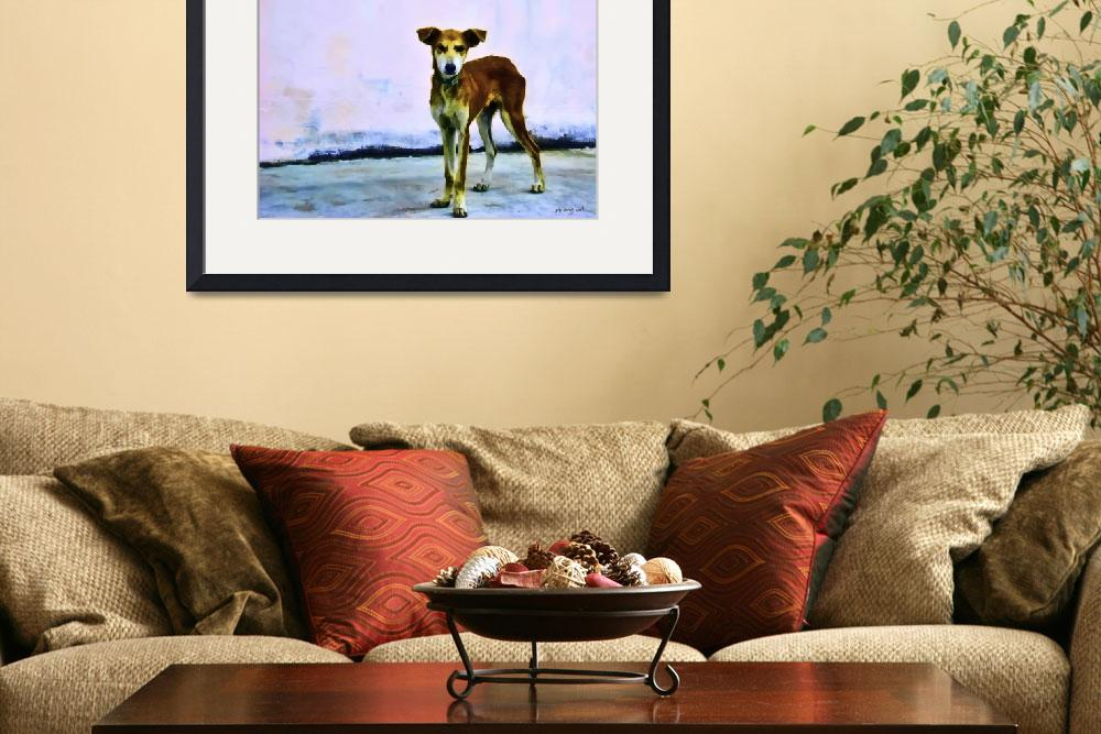 """""""Red Dog&quot  (2009) by johncorney"""