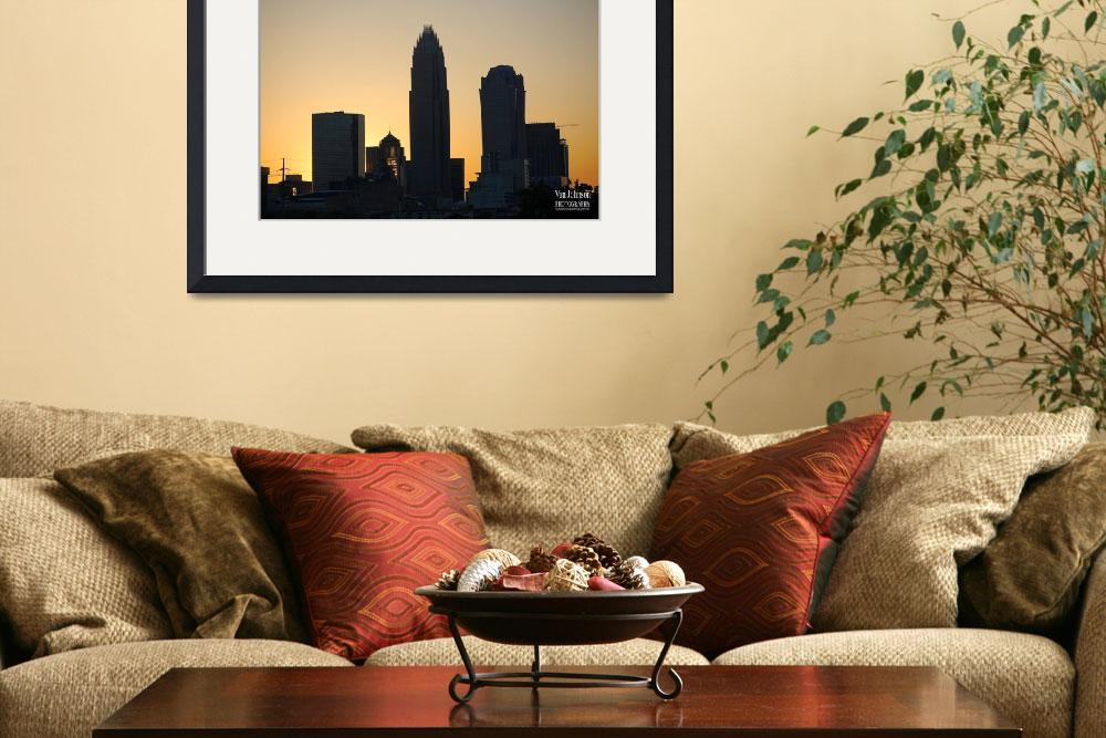 """""""CHARLOTTE DUSK&quot  by VANJOHNSONPHOTOGRAPHY"""
