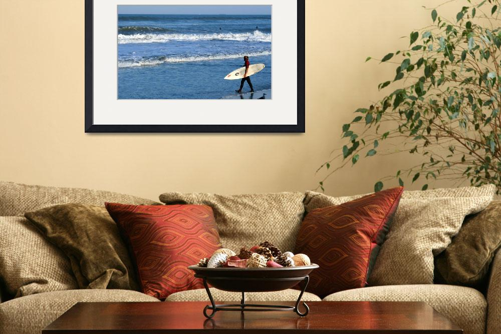 """Outer Banks Surf Two&quot  (2008) by phinz"