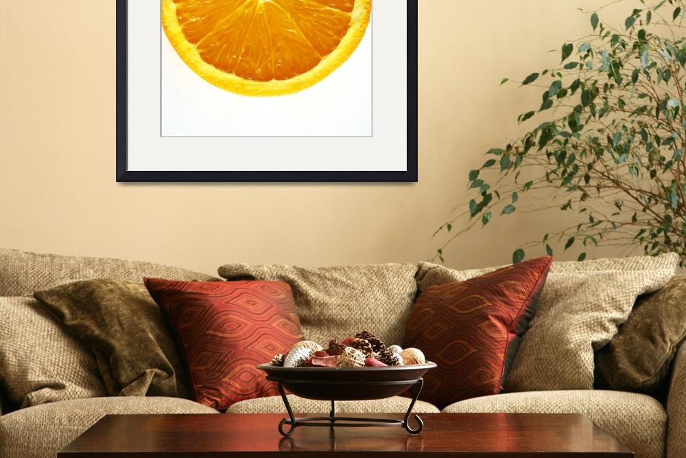"""""""A Slice Of Orange&quot  by gallery"""