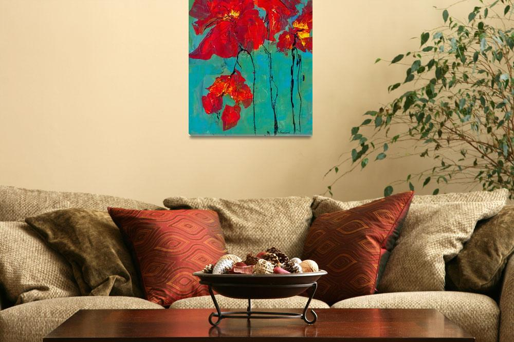 """""""Dance of the Poppies Final""""  by abonavitacola"""