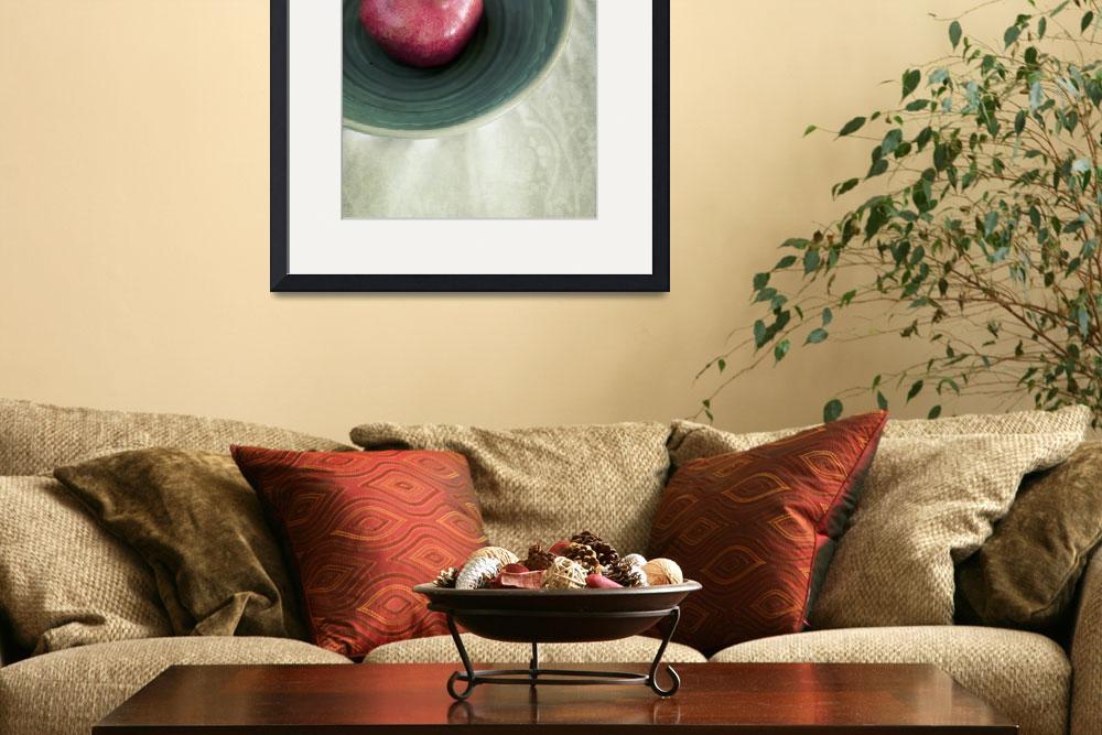 """""""pomegranate&quot  by Piri"""