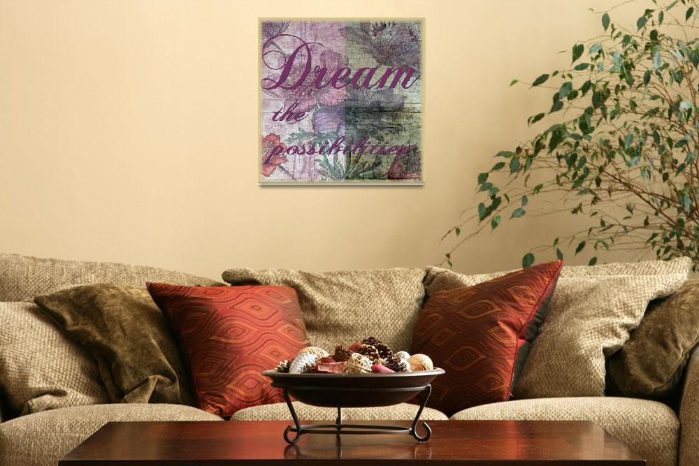 """Dream&quot  (2009) by rickimountain"
