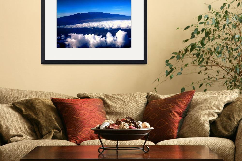 """""""In the clouds""""  by Chrissie"""