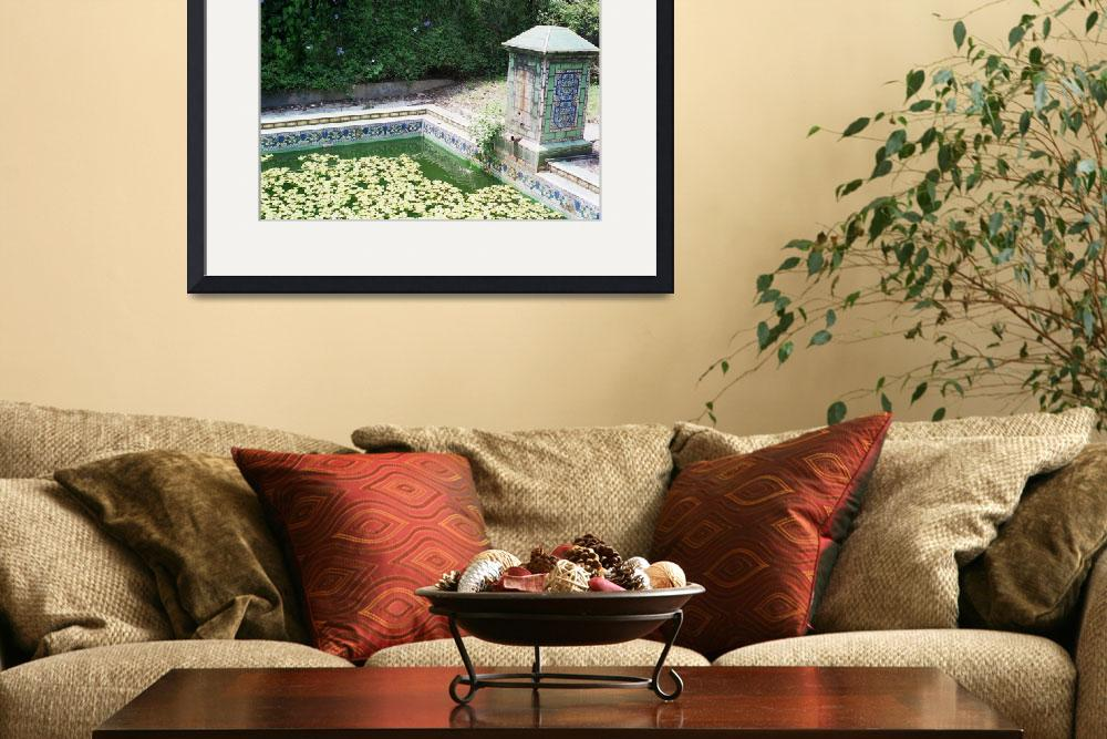 """Green water""  (2006) by MaiVera"