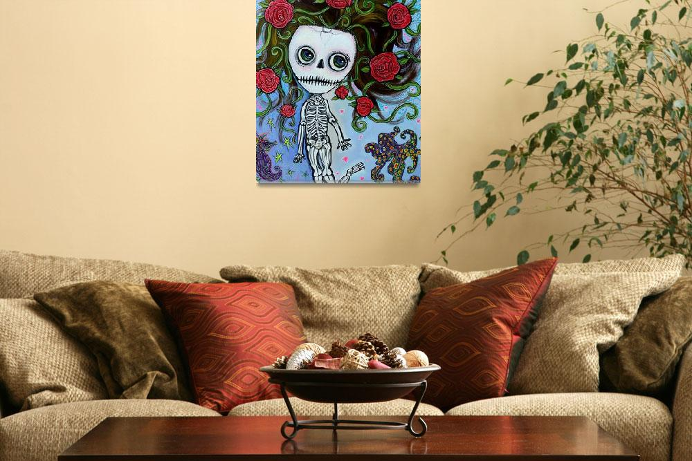 """""""Rose Of The Sea&quot  (2012) by ArtPrints"""